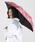 Wpc.(ダブルピーシー)の「雨傘 plantica×Wpc. フラワーアンブレラ ミニ mini(折りたたみ傘)」 ピンク