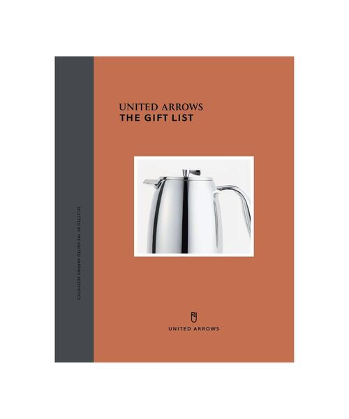 <UNITED ARROWS>THE GIFT LIST BOOK TYPE_C