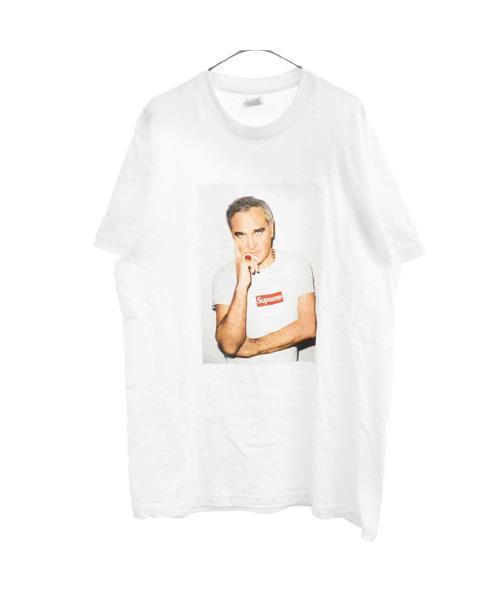 店舗良い 【ブランド古着】モリッシーフォトプリントクルーネック半袖Tシャツ カットソー(Tシャツ/カットソー) Supreme(シュプリーム)のファッション通販 - USED, 中津江村:a1cdcd80 --- mail2.vinews.de