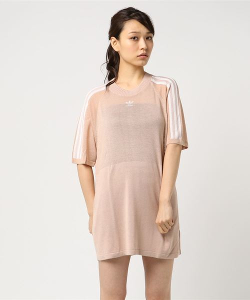 [ADIDAS]TREFOIL DRESS