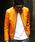 RATTLE TRAP(ラトルトラップ)の「シングルライダースレザージャケット【WEB限定カラー追加】(ライダースジャケット)」|マスタード