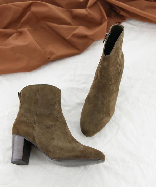 【新発売】 ウエスタンショートブーツ(ブーツ)|Gready Brilliant(グレディブリリアン)のファッション通販, キャンプスター:1b9460f0 --- tsuburaya.azurewebsites.net