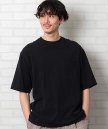 USAコットンヘビーウェイトビッグシルエットポケットTシャツ(一部WEB限定カラー)#