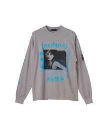 DESTROY ALL MONSTERS/DIARY 1 Tシャツグレー
