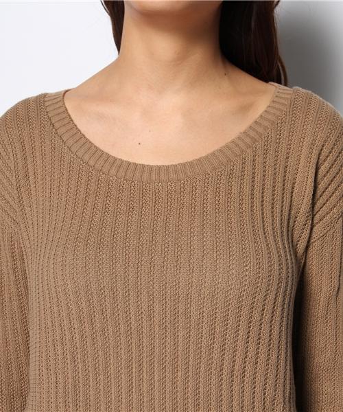 .fr境界線セーター