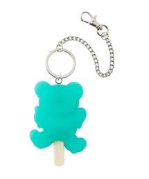 BEAR ICE POP バッグチャームグリーン