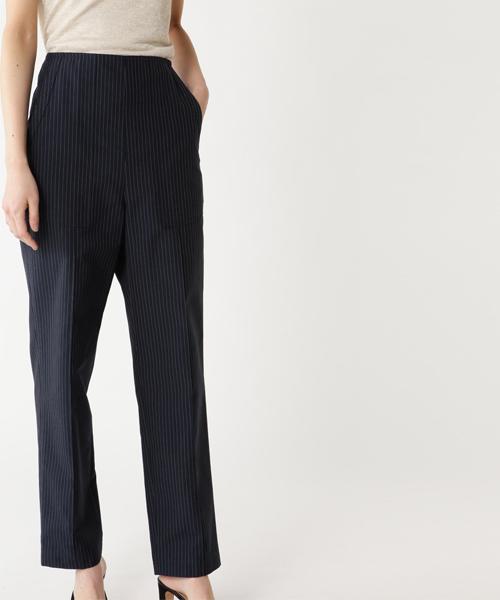 100%本物保証! 【セール】[ELIN]STRIPE WAIST HIGH HIGH WAIST PANTS(パンツ) ELIN(エリン)のファッション通販, ジュエリーブティック京都:d63e4cac --- 5613dcaibao.eu.org