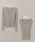 LOWRYS FARM(ローリーズファーム)の「12Gアンサンブル 807896(ニット/セーター)」|グレー