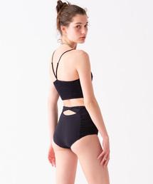 GUACAMOLE(ガカモレ)の【GUACAMOLE】Bustier bikini 19-1025(水着)