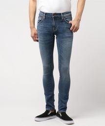 Nudie Jeans(ヌーディージーンズ)のTight Terry / Steel Navy(デニムパンツ)