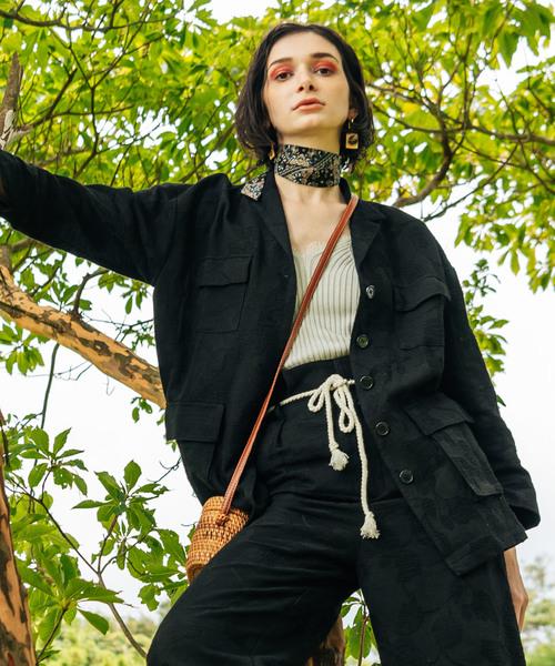 ベストセラー Kito JKT JKT// キトージャケット(ミリタリージャケット)|LAYMEE(レイミー)のファッション通販, 名入れベビーギフトNY発Maktheyak:3d33d69d --- pyme.pe