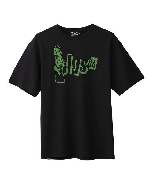 HYS 84 GIRL Tシャツ