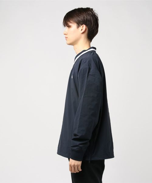 Oversize Tilden Pullover