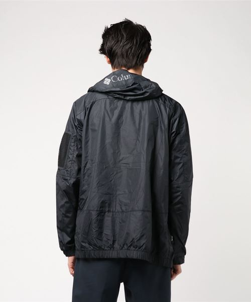 Columbia Pavlof Road Jacket (BLACK)