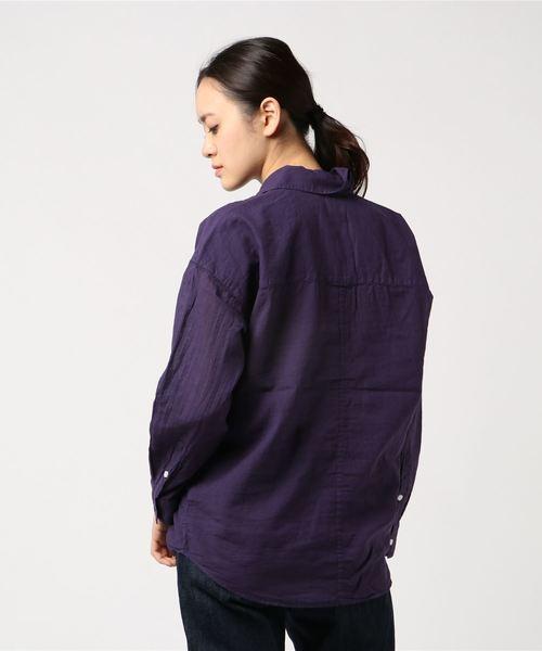 yanuk(ヤヌーク)KATE SH/オーバーシルエットシャツ