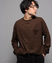 RAGEBLUE(レイジブルー)の【USAコットン使用】ドロップショルダーロンT/848463(Tシャツ/カットソー)