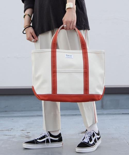 ORCIVAL / オーシバル トートバッグ TOTE BAG #RC-7042HVC