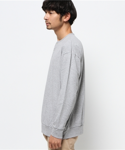 TOWN CRAFT/タウンクラフト OVER SIZE LS 3B HENRY