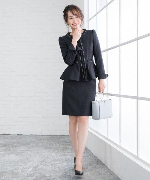 夢展望 スカート スーツ 七五三 卒園 入園