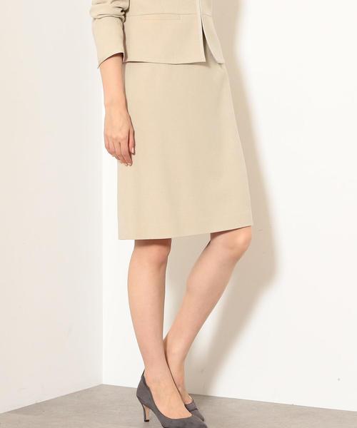 [ジョーゼット] ◆D Aライン スカート