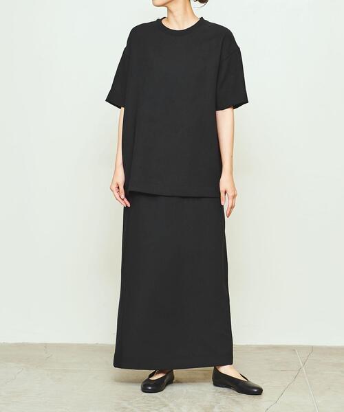 <UNITED ARROWS & SONS by DAISUKE OBANA WOMEN> �T LINE SKIRT/スカート
