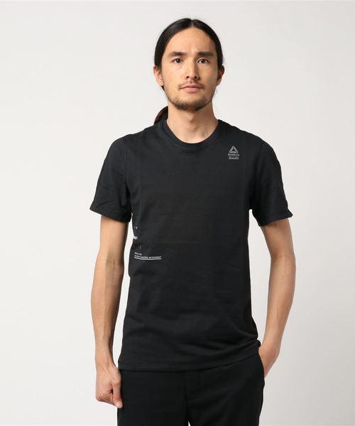 クロスフィット ショートスリーブ メッシュ MOVE Tシャツ