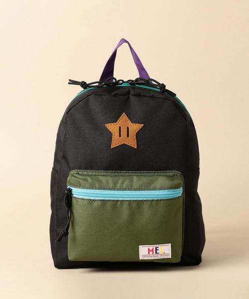 〔別注〕MEI(メイ)デイパック Sサイズ /ブラック