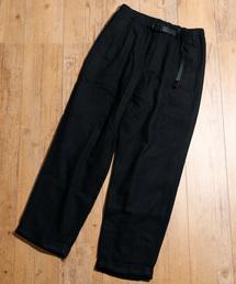 GRAMICCI (グラミチ)のGRAMICCI/グラミチ WOOL BLEND TUCK TAPERED PANTS ウール ブレンド タック テーパード パンツ GMP-19F010(パンツ)