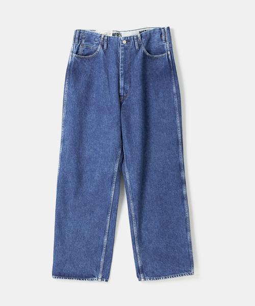 人気No.1 WESTOVERALLS 803W DENIM DENIM// MEN(デニムパンツ)|WESTOVERALLS(ウエストオーバーオールズ)のファッション通販, ドッグブティックRIRA:a96c7578 --- frizou.com