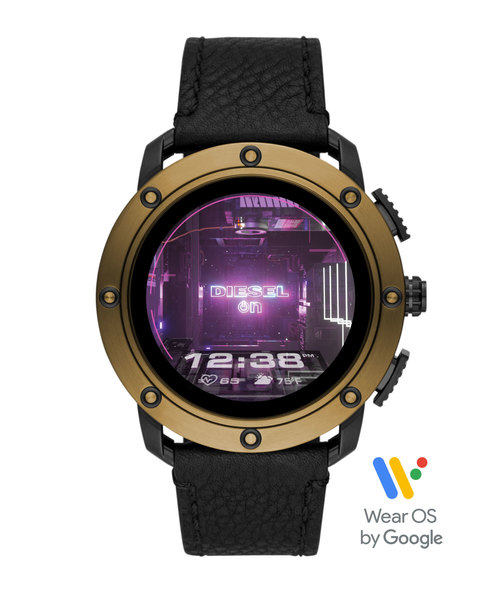 当季大流行 【タッチスクリーンスマートウォッチ】AXIAL ステーション DZT2016(腕時計)|DIESEL(ディーゼル)のファッション通販, タンノチョウ:34efda34 --- kredo24.ru