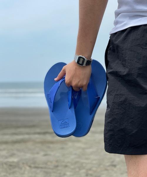REEF(リーフ)の「【REEF】FANNING(サンダル)」 ブルー