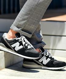 New Balance ニューバランス CM996 スニーカーブラック