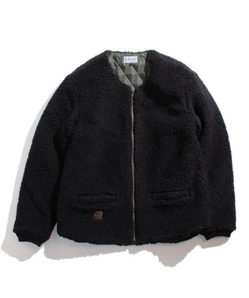 ROTAR(ローター)の「Boa fleece Jacket ボアフリース キルティング(ブルゾン)」|詳細画像