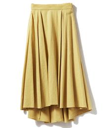 DRWCYS(ドロシーズ)のリネンライクイレギュラーヘムスカート(スカート)