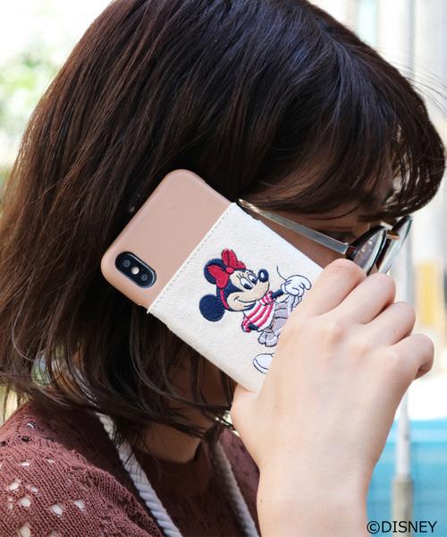 00232fa68d Disney(ディズニー)のディズニー/マリンルックiPhoneX/XSケース(モバイルケース