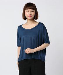 94856a696fa06 OVoVO(オーヴォ)の「ポケットベーシックTシャツ(Tシャツ カットソー)