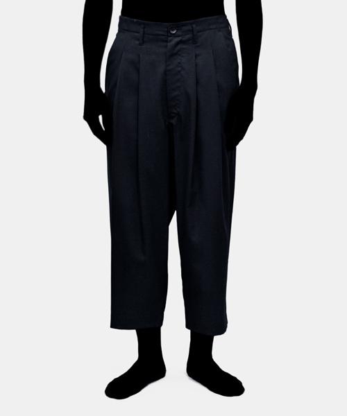 納得できる割引 【VOAAOV】 wool wool cropped pants アンド/ -Dilla-(パンツ) & VOAAOV(ヴォアーブ)のファッション通販, 屋久島まむずきっちん:f7a76b7c --- skoda-tmn.ru