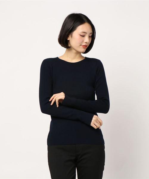 超人気 コンパクトC/N PO(ニット/セーター)|Whim Whim Gazette(ウィムガゼット)のファッション通販, 坂祝町:91b70582 --- 5613dcaibao.eu.org