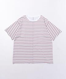 <ETHOS(エトス)> ETC BORDER/Tシャツ