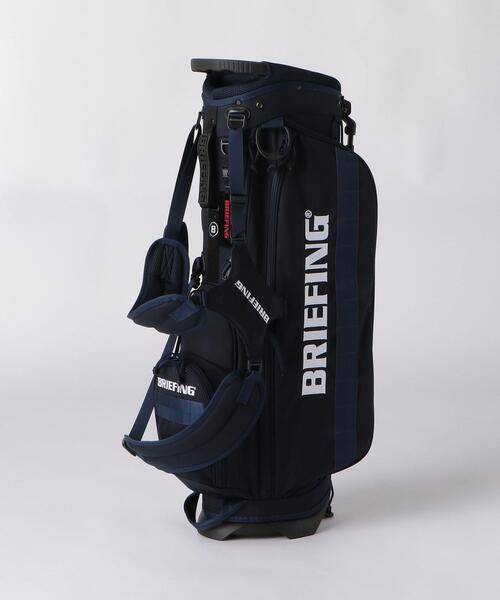 【WEB限定】<BRIEFING(ブリーフィング)>CR-4 02 ゴルフ キャディバッグ