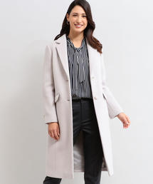【WORK TRIP OUTFITS】D W チェスター コート