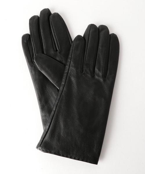 手袋 D SP/ラムレザー/グローブ