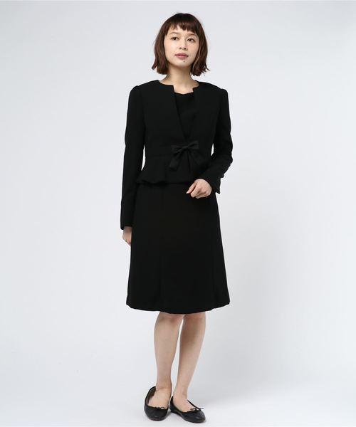 出産祝い 【セール】ウォッシャブルノーカラーアンサンブル(ワンピース)|Perfect Suit Suit FActory(パーフェクトスーツファクトリー)のファッション通販, カワマタマチ:954a19d4 --- jobfeed.hu