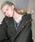AIVER(アイバー)の「CASPER JOHN AIVER 2WAY MELTON MODS COAT(モッズコート)」|詳細画像