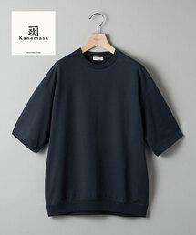 BY カネマサメリヤス メローコットン ライトスウェット Tシャツ