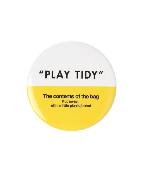 LEPSIM(レプシィム)の「【PLAY TIDY】アソートカンミラー 804878(手鏡/コンパクト)」|イエロー