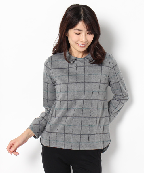 生まれのブランドで 【セール】衿付きチェックカットソー(ポロシャツ)|McGREGOR(マックレガー)のファッション通販, SWEETBABY:eb4b720c --- skoda-tmn.ru