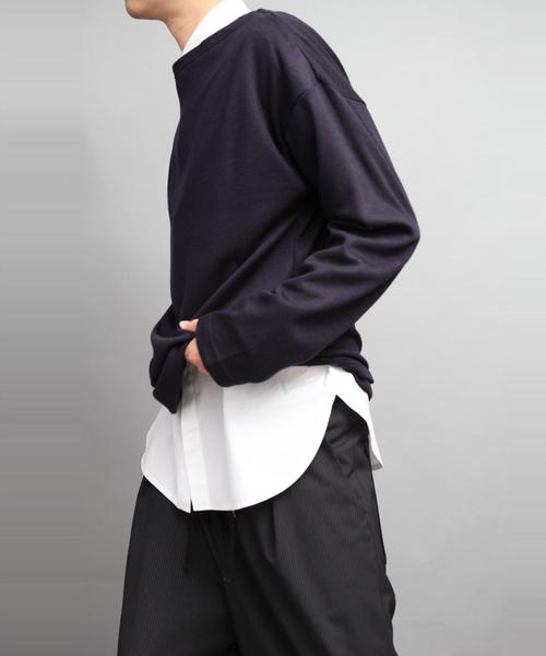 【即日発送】 SOFT BOAT PUNCH BOAT NECK PUNCH T-SHIRT(Tシャツ ato/カットソー)|ato(アトウ)のファッション通販, スクレドゥフィーユ:f97241a6 --- skoda-tmn.ru