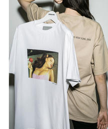 <BROW × JAMIL GS> CANDY TEE/Tシャツ