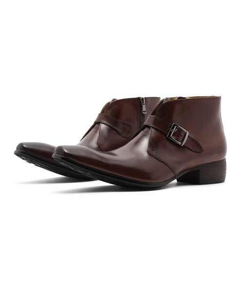 【超歓迎】 SARABANDE/ モンクストラップチャッカブーツ(1392) CHAPTER/_mns(ブーツ)|chapter WORLD world(チャプターワールド)のファッション通販, エバーライフ:5d5fb24f --- skoda-tmn.ru